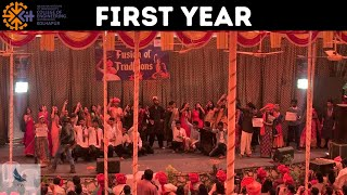 KIT Meraki 2K18 Traditional Day Performance | First Year | Fusion of Traditions