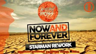 DNZF087 // KRITIKAL MASS - NOW & FOREVER STARMAN REWORK (Official Video DNZ RECORDS)