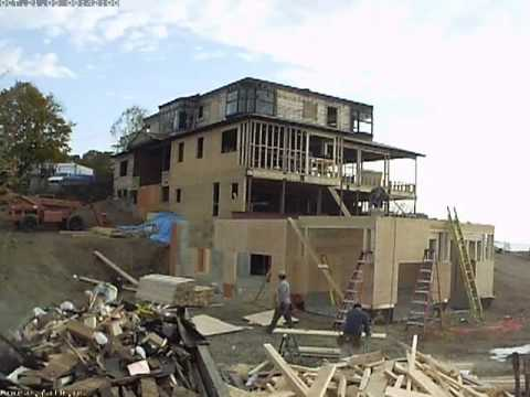 House construction time