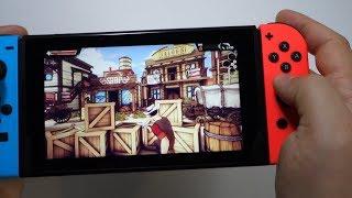 Western 1849 Reloaded Nintendo Switch Gameplay