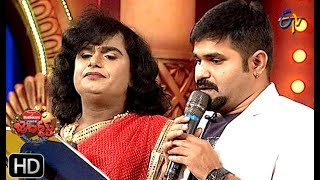 Chalaki Chanti&Sunami Sudhakar Performance | Jabardasth | 18th April 2019  | ETV Telugu