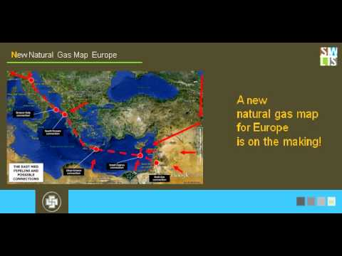 Southeastern Mediterranean Hydrocarbons - A new energy corridor for the EU?