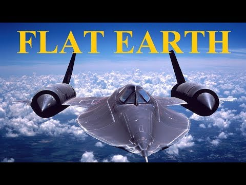 United States Air Force SR-71 pilot proves Flat Earth - Mike Helmick mirror ✅ thumbnail