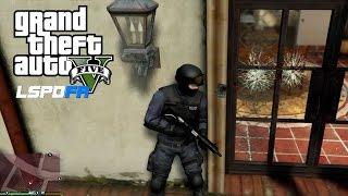 GTA 5 SWAT NOOSE Patrol - LSPDFR 0.2a Police Mod #10