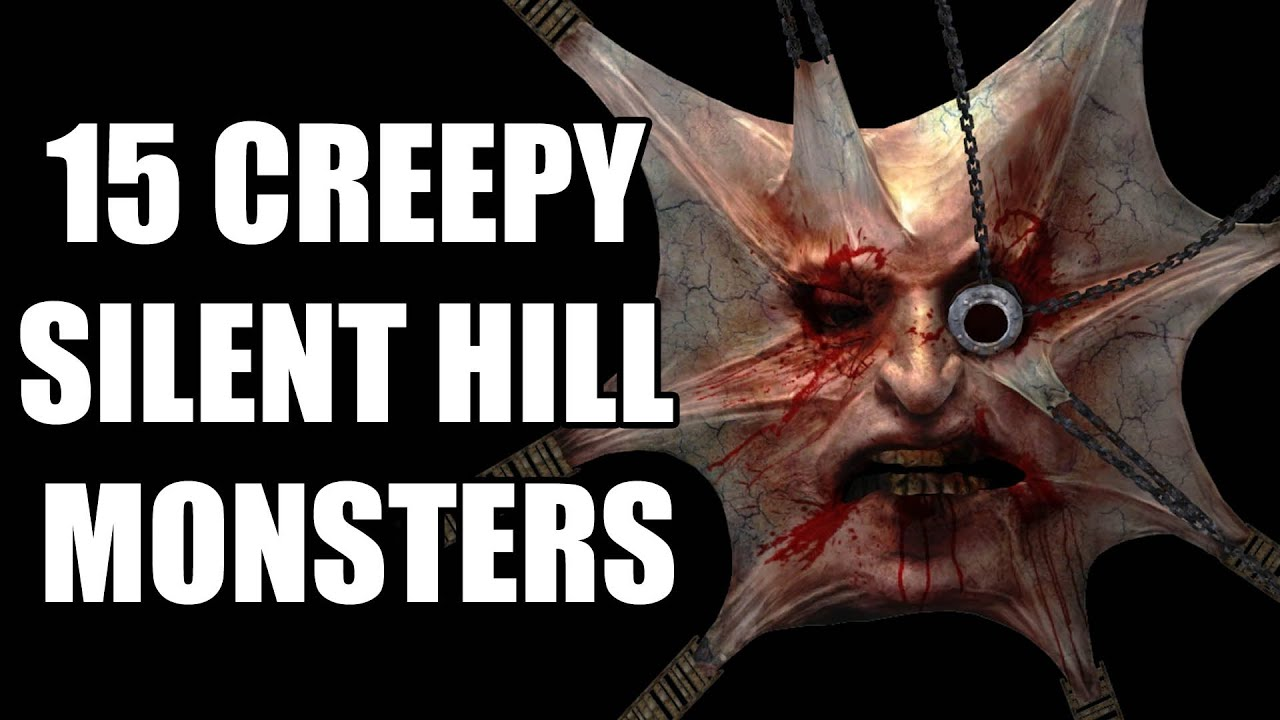 Silent Hill 15 Creepiest Monsters From The Entire Series Page 2
