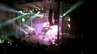 """SKRILLEX @ RED ROCKS-""""REPTILE+BANGARANG"""""""