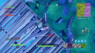 THE BEST WAY TO GET REVENGE AT A TEAMMATE? FORTNITE BATTLE ROYALE.