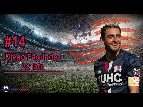 online store ce51b 39371 #14 Diego Fagúndez, NE Revolution | #24under24pl 2017 |HD