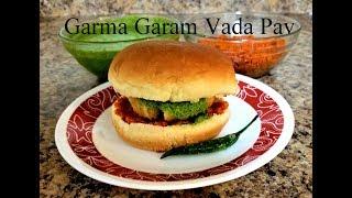 Garlic chutney for vada pav