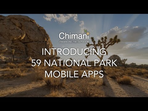 Chimani In Partnership With Subaru: Introducing 59 National Park Apps