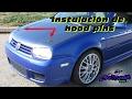 Instalación de seguros para cofre en Jetta (hood pins) | Car Planet GDL
