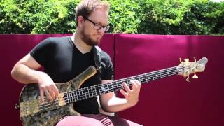 Voyager - The Domination Game Bass Playthrough