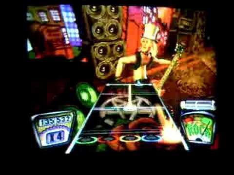 Party Like A Rockstar - Guitar Hero Custom
