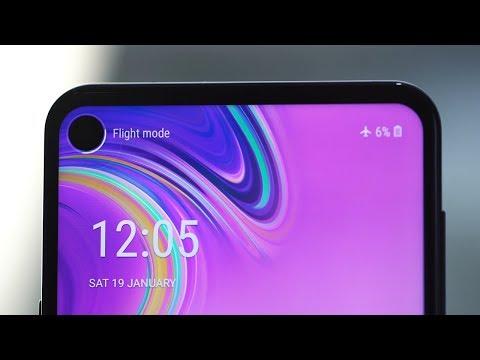 HP SAMSUNG KOK KAYAK GINI??? | Galaxy A8s Indonesia