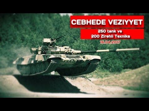 Cəbhədə Vəziyyət-Azərbaycan Ordusu...