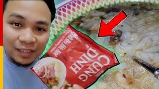How to Prepare and Eat Cung Đình - Phở bò Hà Nội   Food Reviews