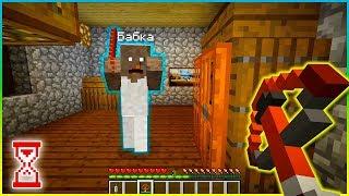 У Бабки теперь настоящая внешность | Minecraft Granny house