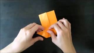 Sphinx Search | Sphinx | ORIGAMI Sphinx how to make【スフィンクスの折り紙の折り方】
