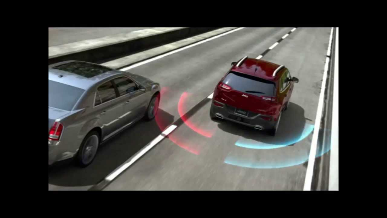 Blind Spot Monitoring 2014 Jeep Cherokee Youtube