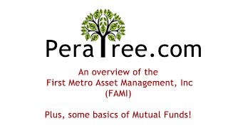 FAMI Mutual Funds -- Your Basic Guide to Investing In The Philippines