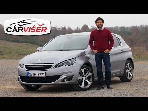 Peugeot 308 1.2 PureTech Test Sr Review English subtitled