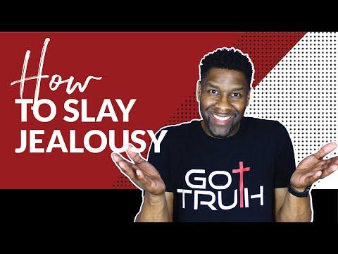 ENVY & JEALOUSY   THE SECRET TO SLAYING ENVY & JEALOUSY
