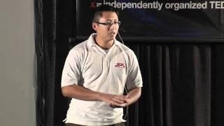 TEDxYouth@NASA - Jon Viet Nguyen - Eyes on the Solar System App Demo