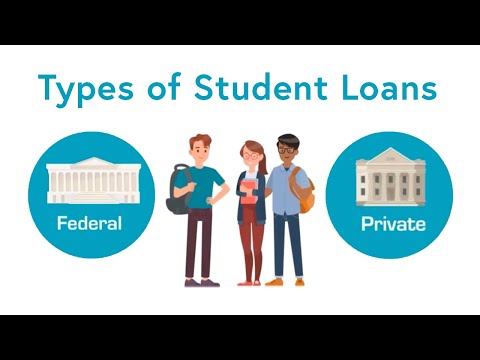 Private Student Loans >> Federal Vs Private Student Loans College Ave