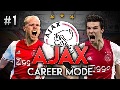 FIFA 17 | Ajax Career Mode | Episode 1 | LET'S BEGIN!