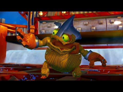 Skylanders: Trap Team - Krankenstein - Part 24