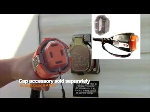 Motor Home Electric Hook Up from YouTube · Duration:  2 minutes 22 seconds