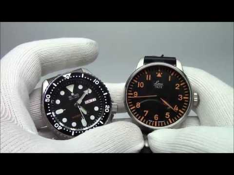 Watch and Learn #1: General information about watches and us