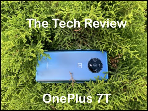 The Tech Review #1: OnePlus 7T - Jack of all trades and the Master of one