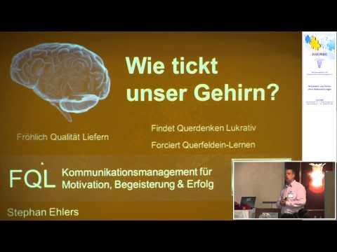 0 - Stephan Ehlers: Was Ihr Gehirn schon lange über Sie weiß und Sie über Ihr Gehirn wissen sollten