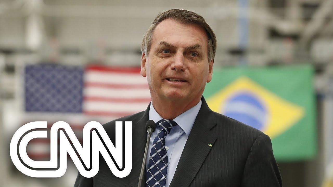 Biden convida Bolsonaro para Cúpula do Clima | CNN PRIME TIME