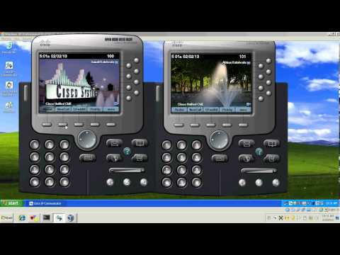 CCNA VOICE GNS3 Simulation / Emulation