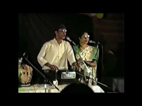 Khagen and Archana Mahanta in New Jersey, USA, July 1993 - Part 1