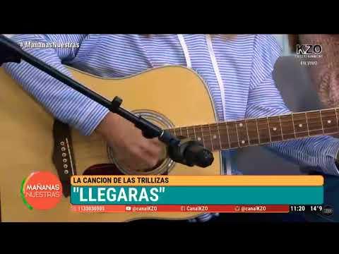 Llegaras By Las Trillizas De Oro 14/05/2019
