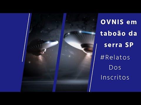 Avistamento de OVNIS em taboão da serra SP. #Relatos Dos Inscritos