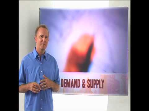 Importance of demand, supply and prices