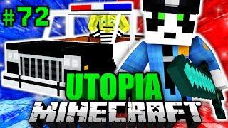 VERHAFTET von der POLIZEI?! - Minecraft Utopia #072 [Deutsch/HD]