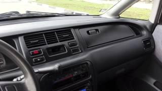 Хонда Шатл - 1997 (7 мест) Автомат Газ/Бензин