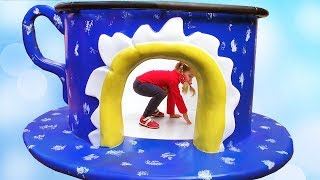 Fun Outdoor Playground for Children Activities