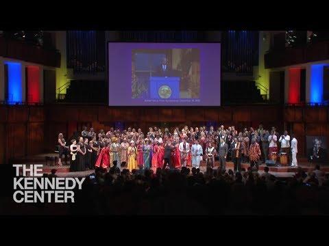 Serenade! Choral Festival: Mandela at 100 - Millennium Stage (July 1, 2018)