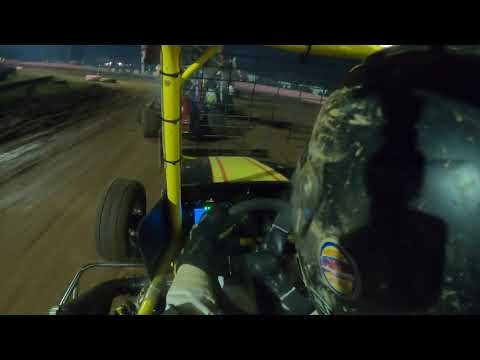 Alex Swift at Linda's Speedway Race of Champions
