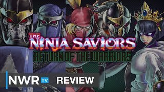 The Ninja Saviors: Return of the Warriors (Switch) Review (Video Game Video Review)