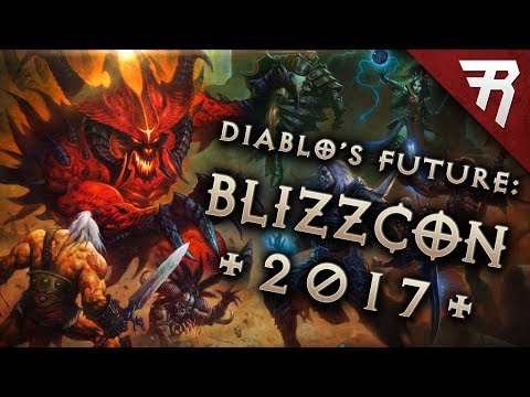 The Future of Diablo: Blizzcon 2017 Wrapup