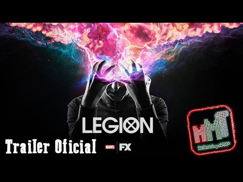 Legion (Legião) - Trailer Legendado PT-BR Serie do Canal FX