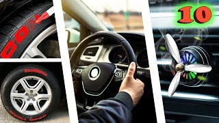10 CAR ACCESSORIES EVERY DRIVER ON AMAZON SHOULD HAVE (2019)| ALIEXPRESS COOL AUTO GADGETS REVIEW