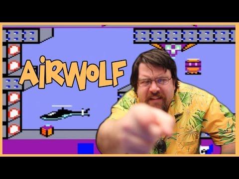 Joueur du grenier - AIRWOLF - CPC 464